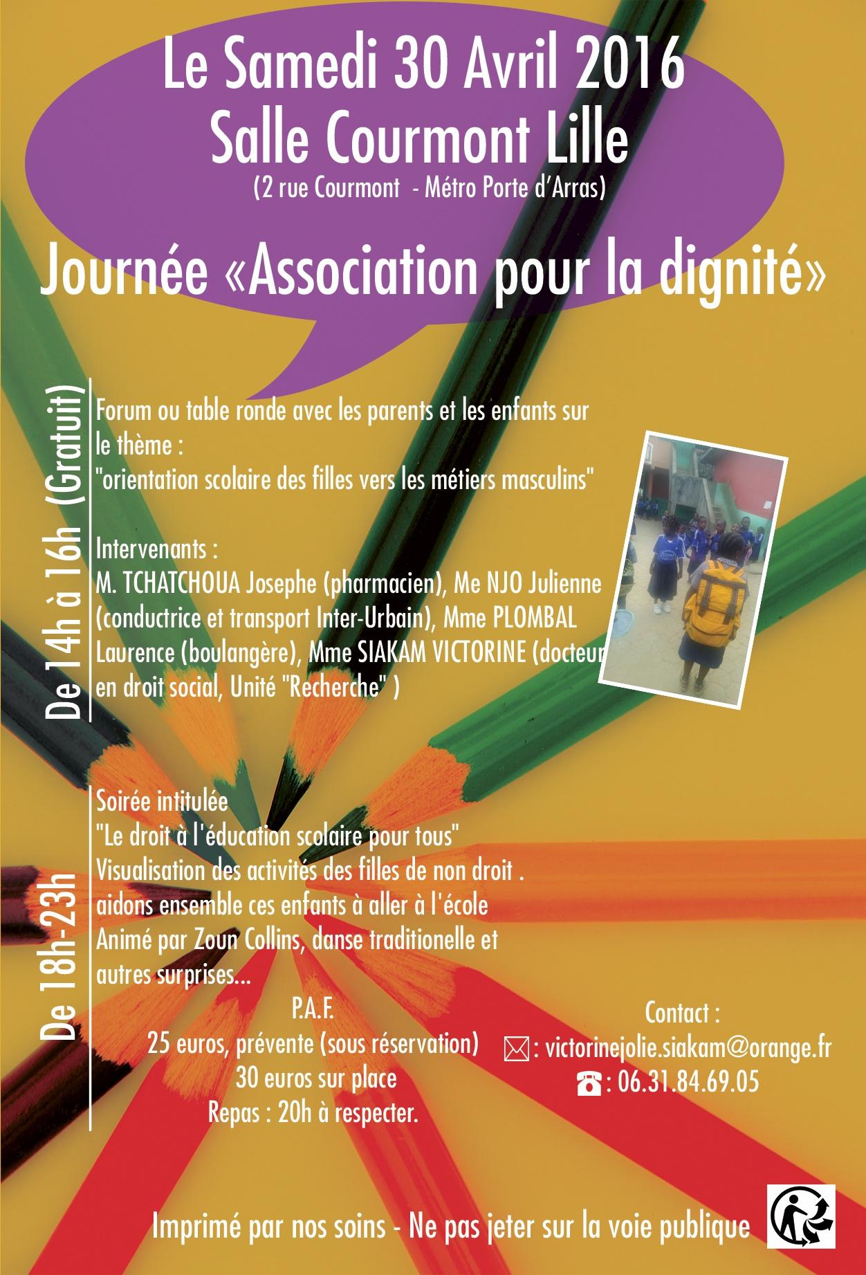 Association pour la dignité